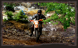 enduro beginners tours